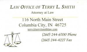 Law Office of Terry L. Smith